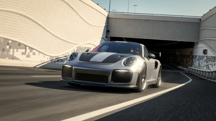forza motorsport 7 im genes 4k con el porsche 911 gt2 rs hobbyconsolas juegos. Black Bedroom Furniture Sets. Home Design Ideas