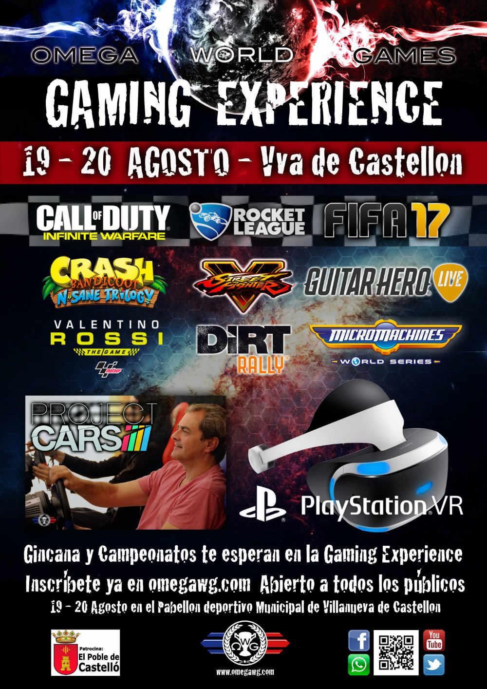 Gaming Experience Villanueva