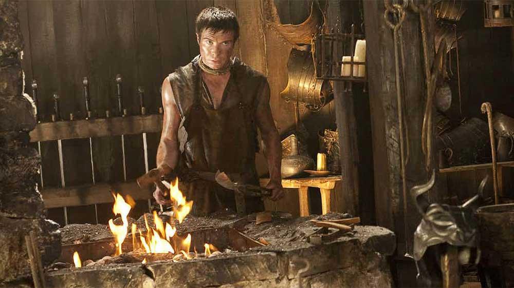 Gendry en Juego de Tronos