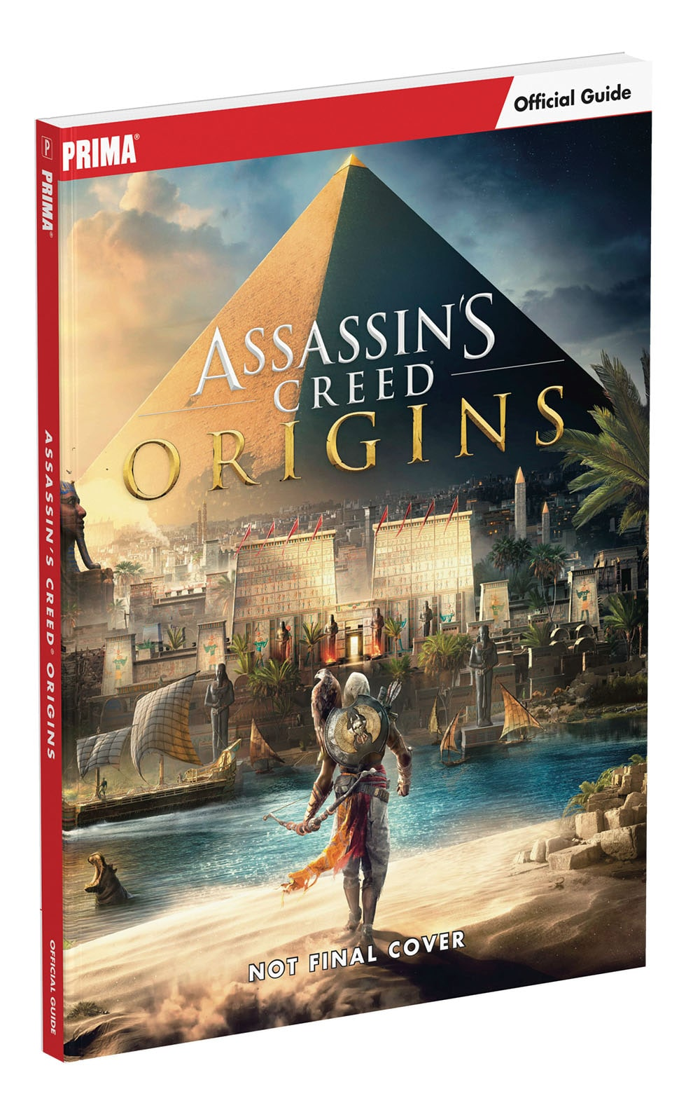 Guía completa de Assassin's Creed Origins
