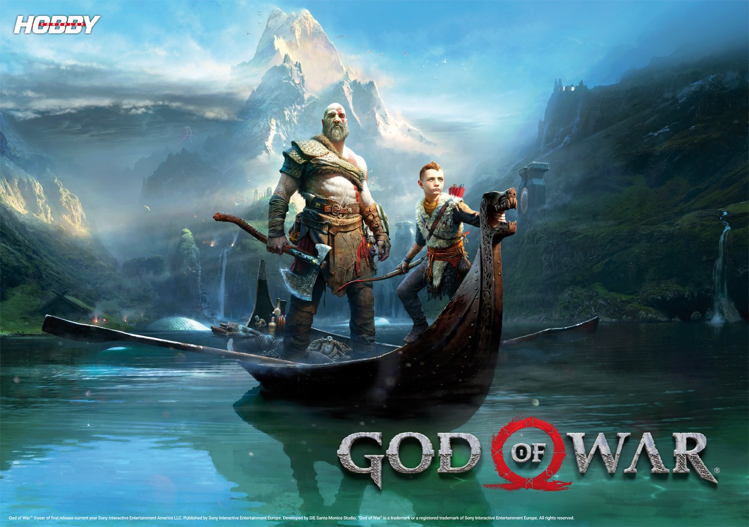 Hobby_Consolas_313_Poster God of War