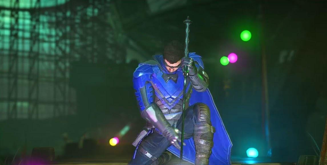 Injustice 2 - Nightwing