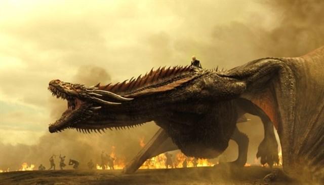 Drogon, Spoiler, Khaleesi