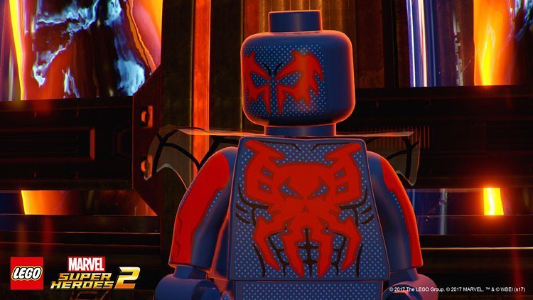 Lego Marvel Superheroes 2 5