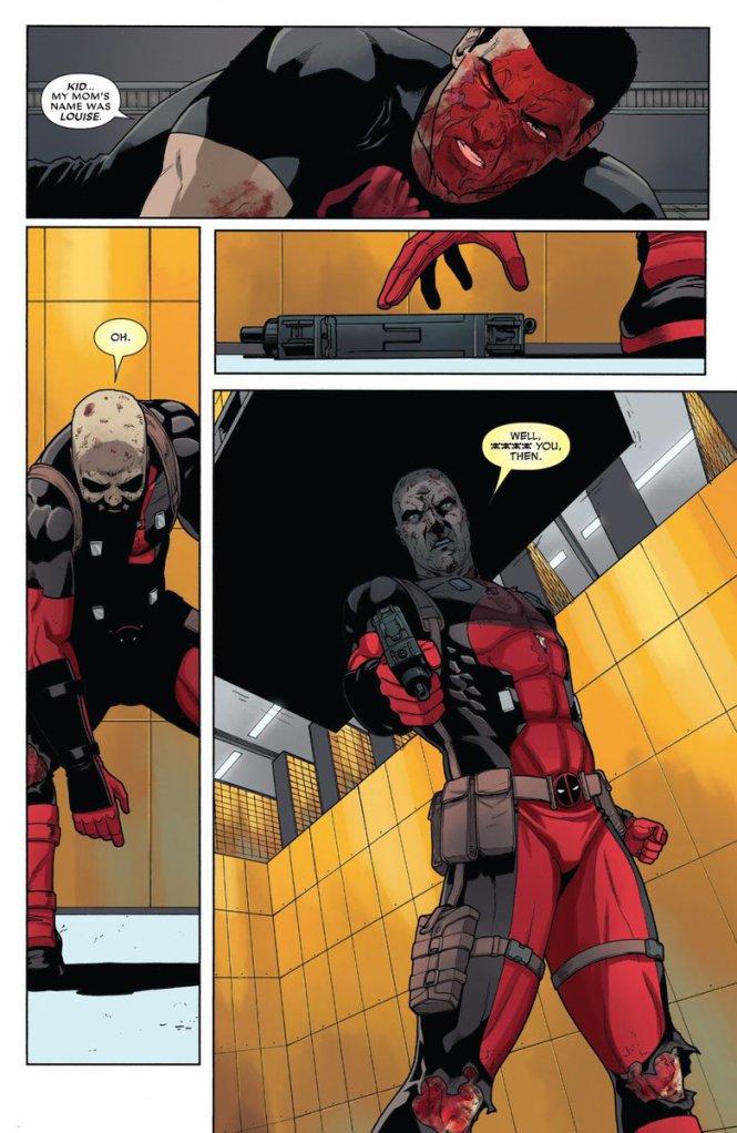 """Marvel parodia la """"escena Martha"""" de Batman v Superman"""