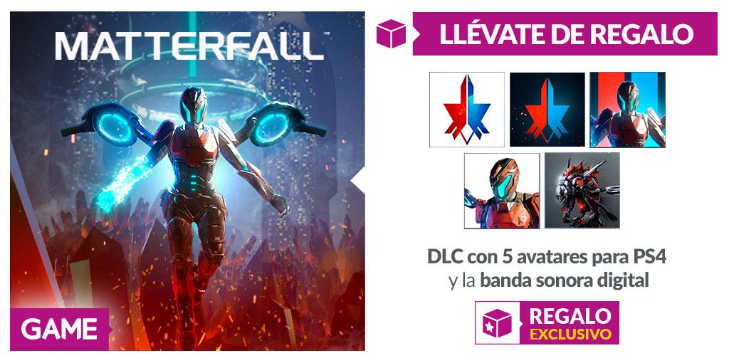 Matterfall GAME