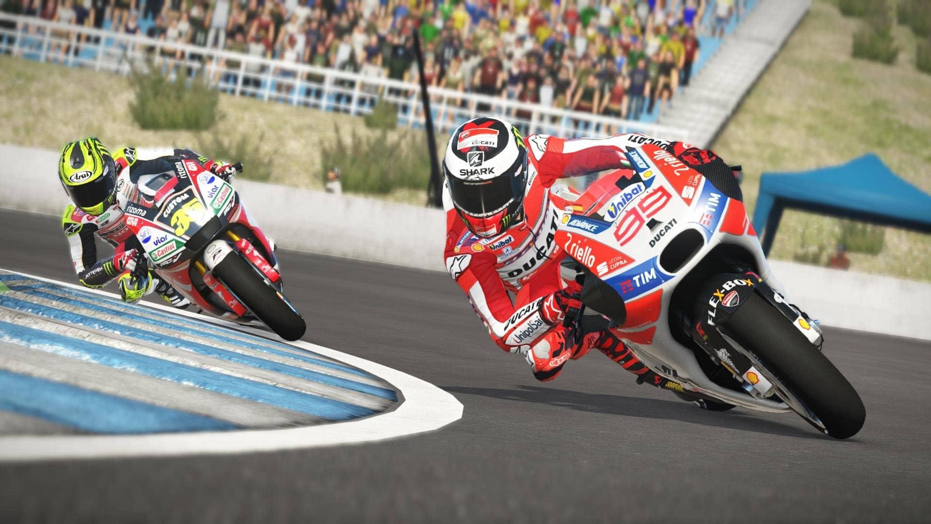 Moto GP 17 4