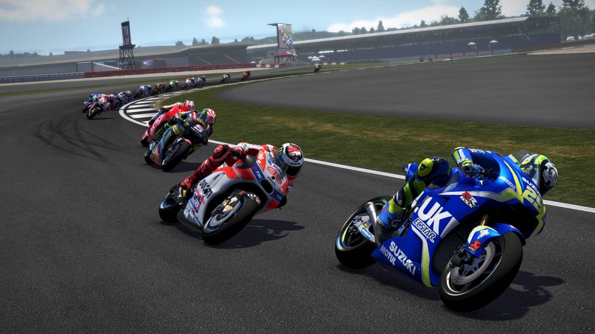 Moto GP 17 5
