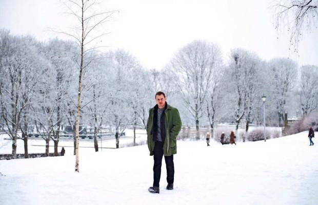 El muñeco de nive, thriller policíaco