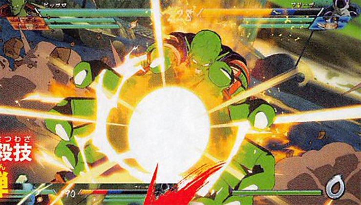 Piccolo en Dragon Ball FighterZ