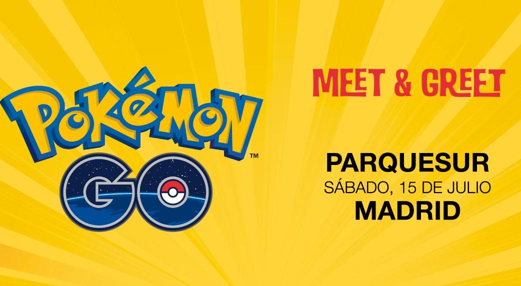POkémon GO Meet & Greet