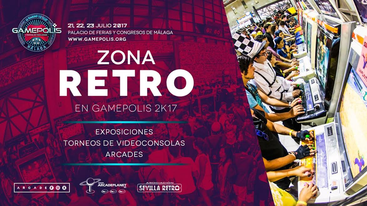 Portada Zona Retro Gamepolis