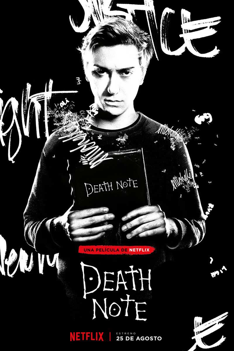 Póster de Light - Death Note