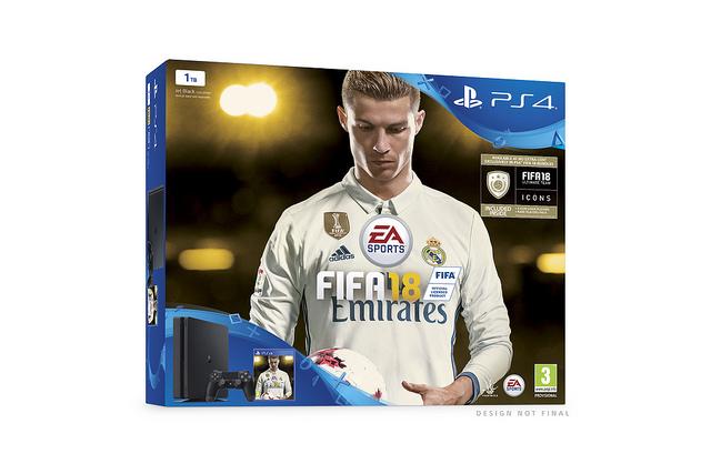 PS4 y FIFA 18