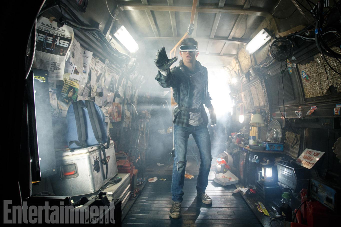 Ready Player One - Primera imagen de lo nuevo de Steven Spielberg