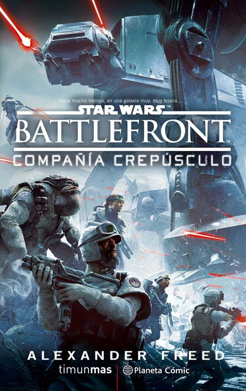 Star Wars Battlefront: Compañia Crepusculo