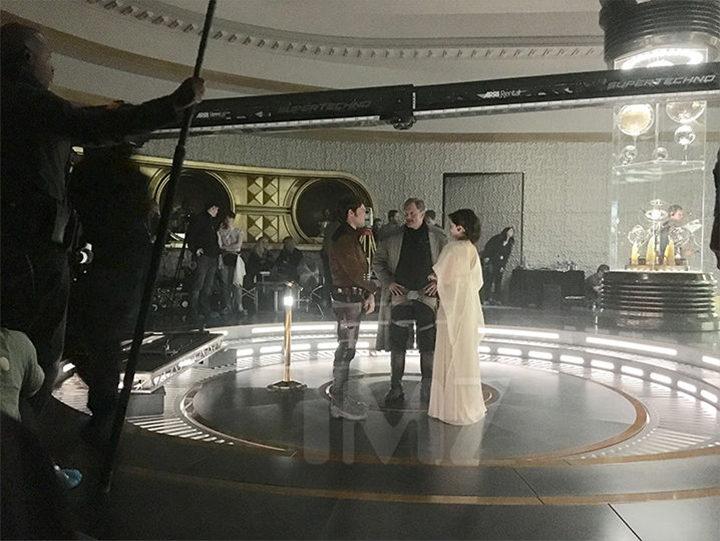 Star Wars: Han Solo - Primeras imágenes de Woody Harrelson y Alden Ehrenreich
