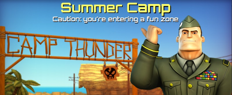 Summer Camp Respawnables