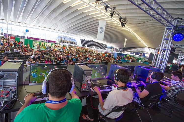 Eventos de videojuegos