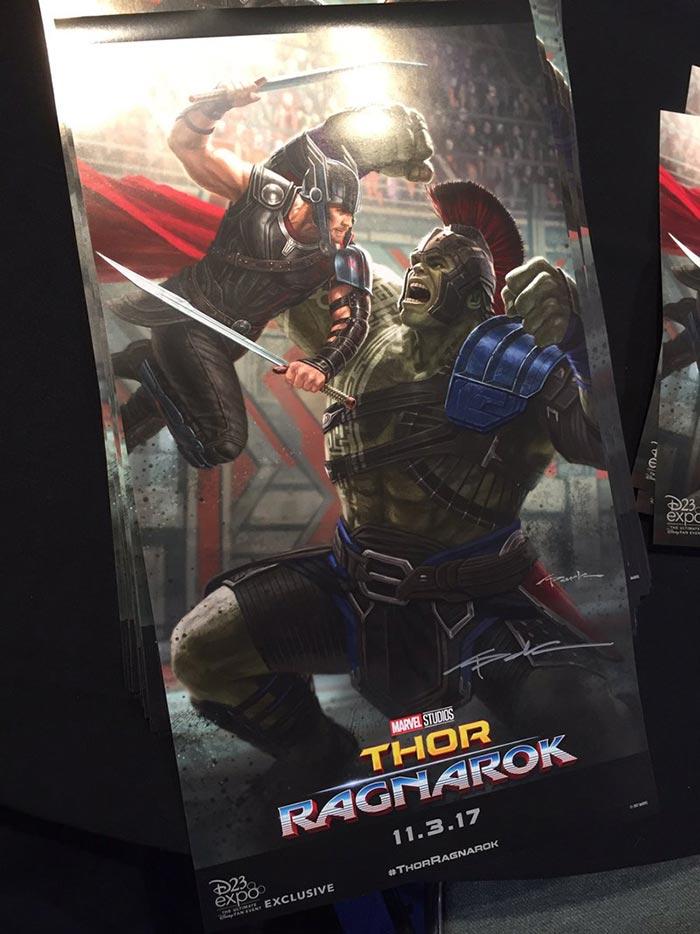 Thor, Hulk, Andy Park
