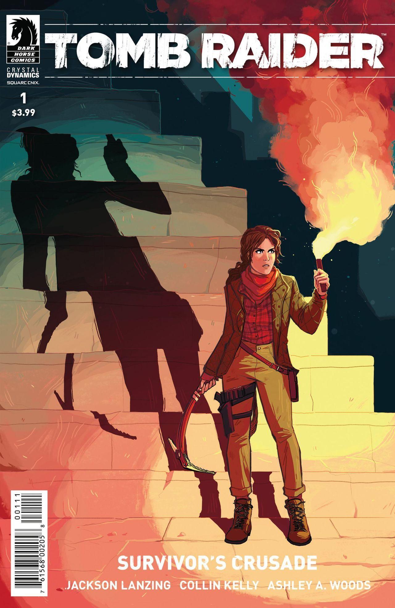 Tomb Raider Survivor's Crusade