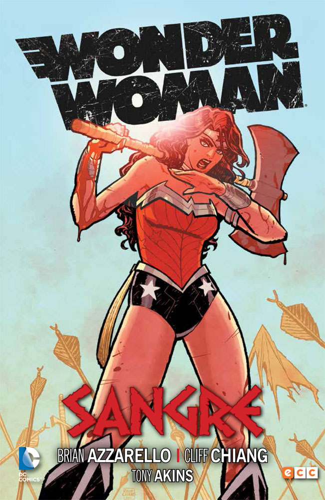 Wonder Woman The New 52