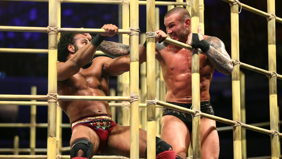 WWE Battleground 2017 - Jinder Mahal vs Randy Orton