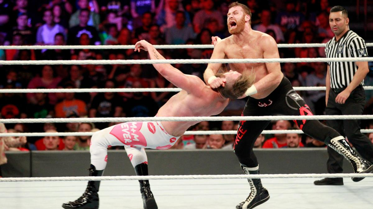 WWE Battleground 2017 - Mike Kanellis vs Sami Zayn