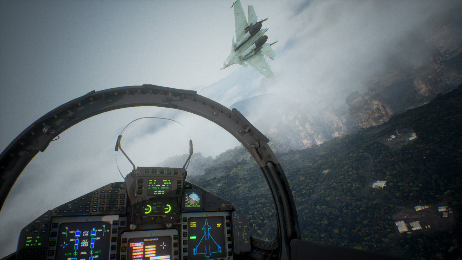 Ace Combat 7: Unknown Skies for PS4, Xbox One and PC