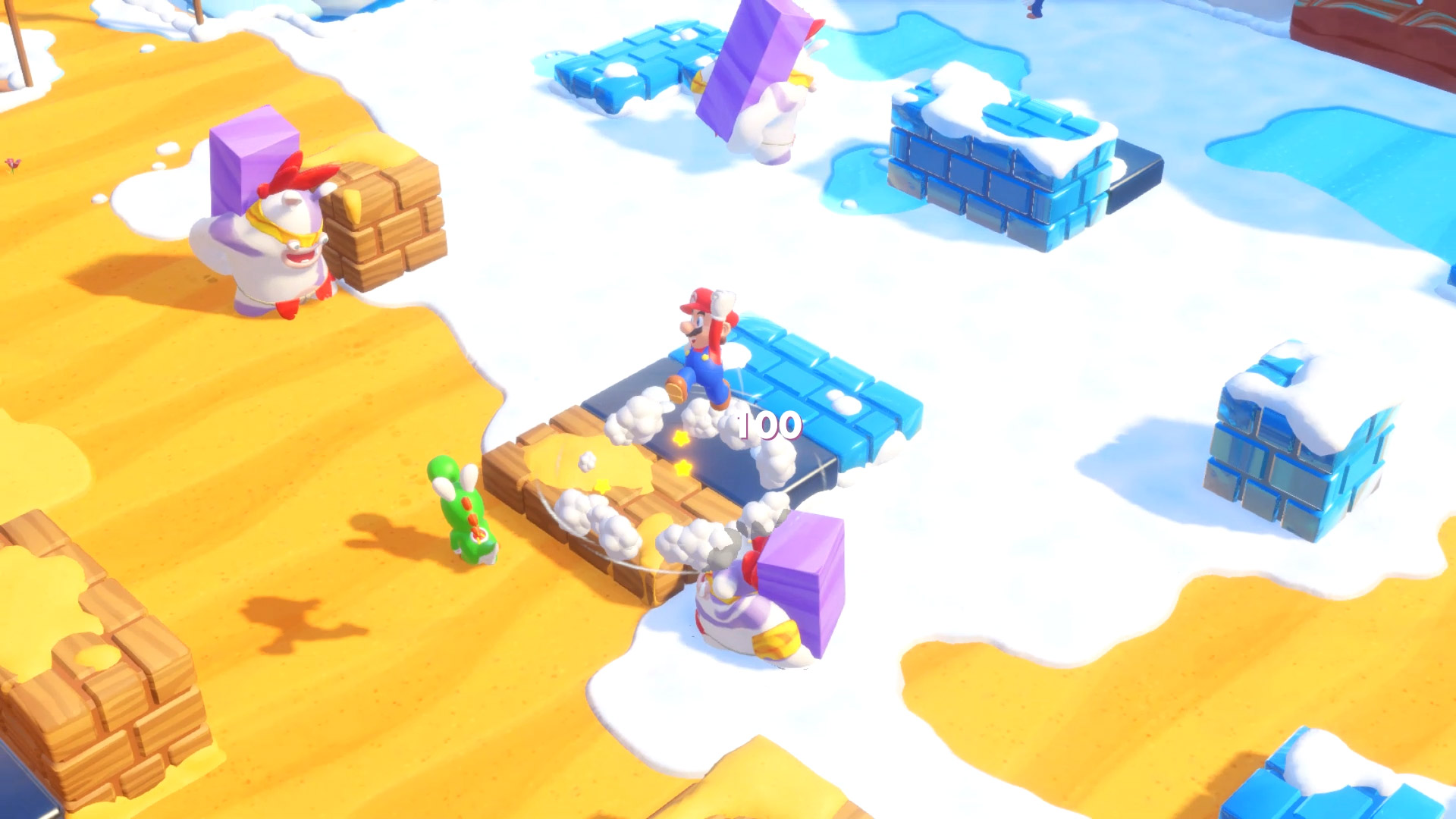 Análisis de Mario + Rabbids Kingdom Battle