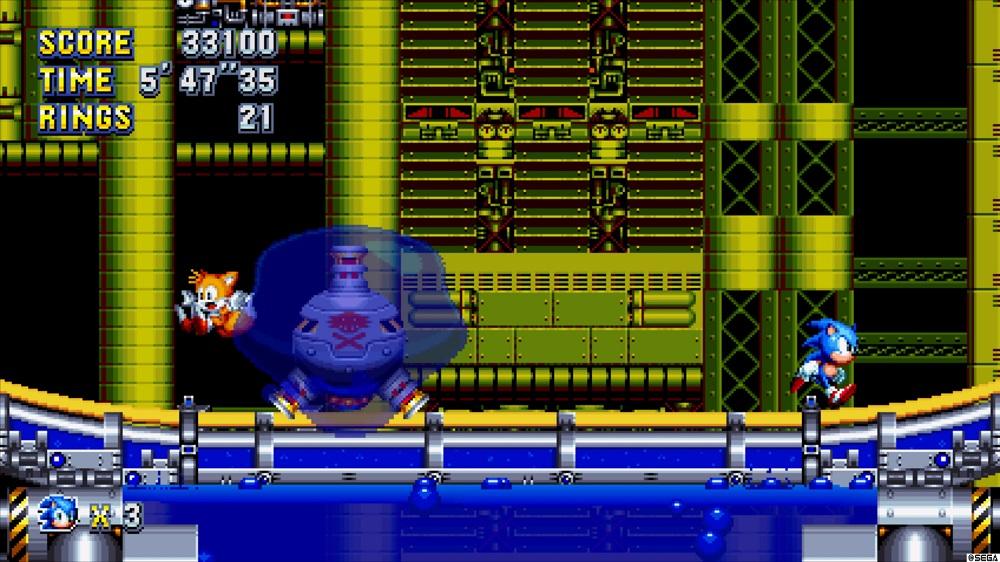 Sonic Mania Pc скачать торрент - фото 8