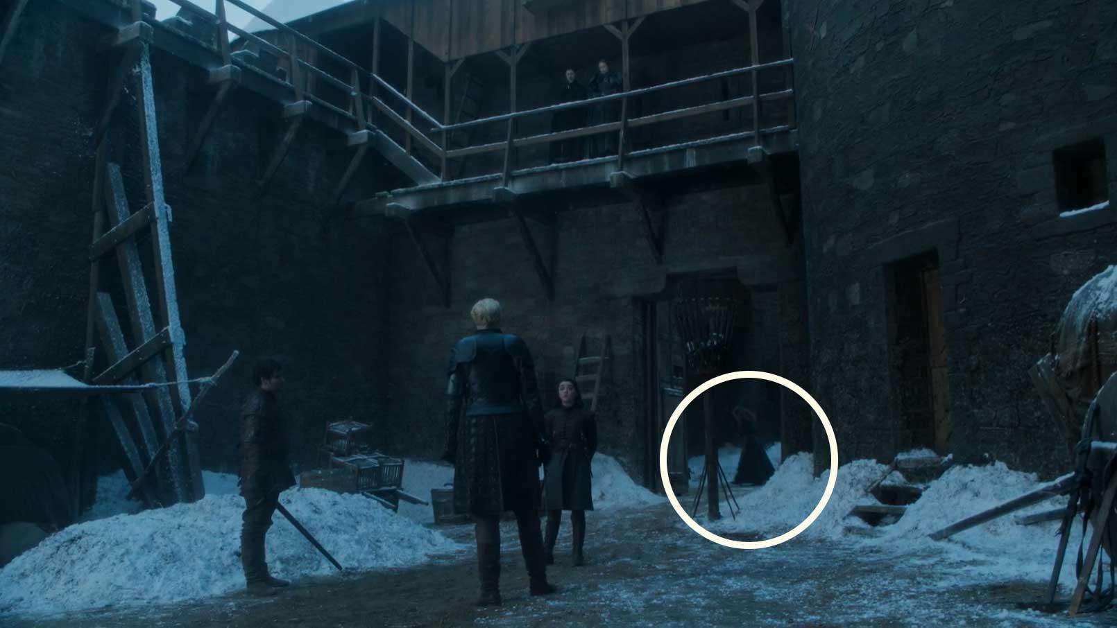 ¿Aparecerá Catelyn Stark como Lady Corazón de Piedra?
