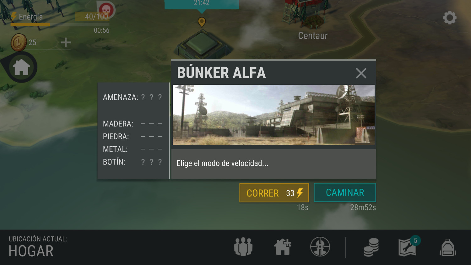 Bunker Alfa Last Day on Earth