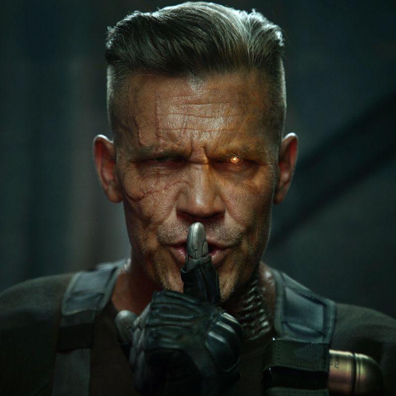 Cable en Deadpool 2