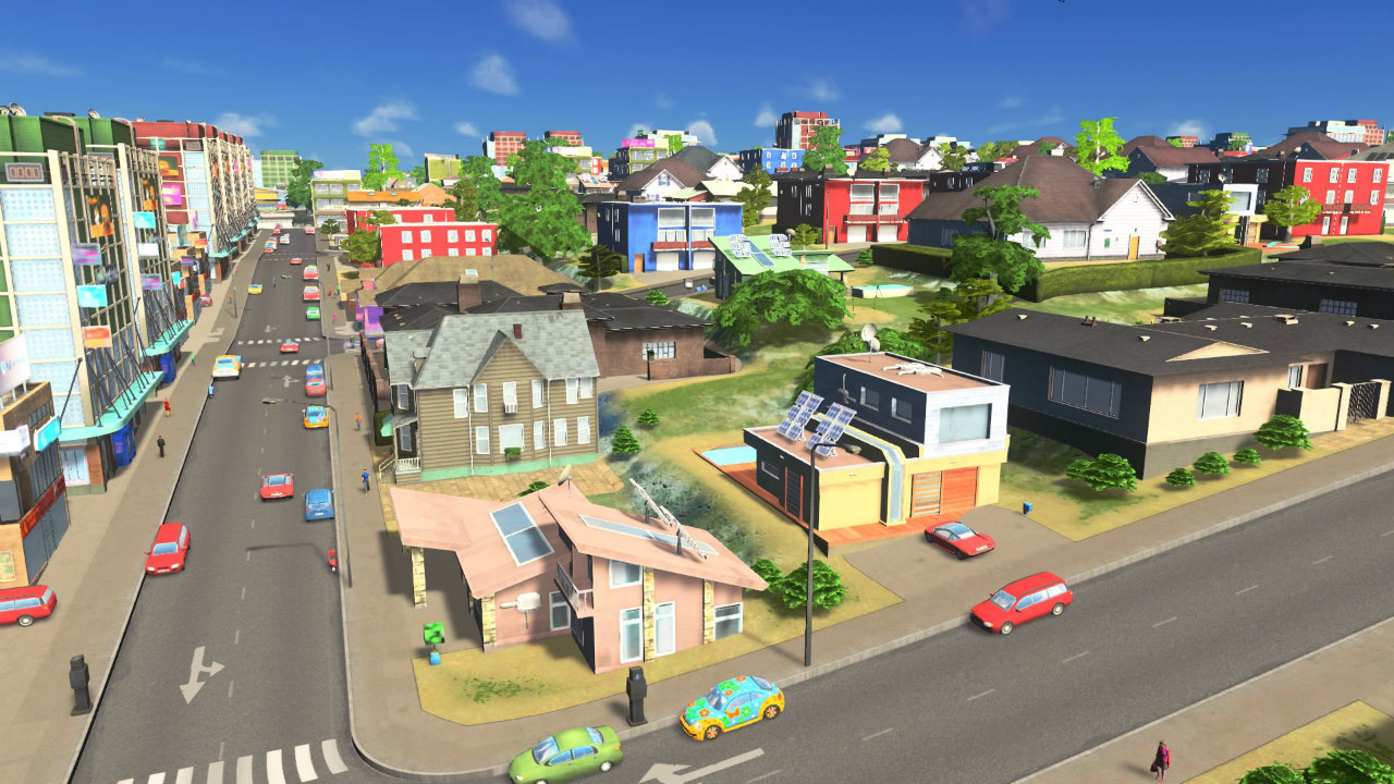 Cities Skylines para PS4