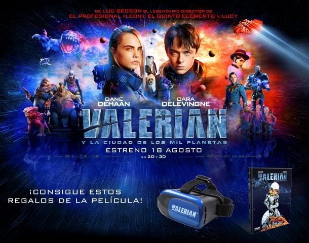 Concurso Valerian