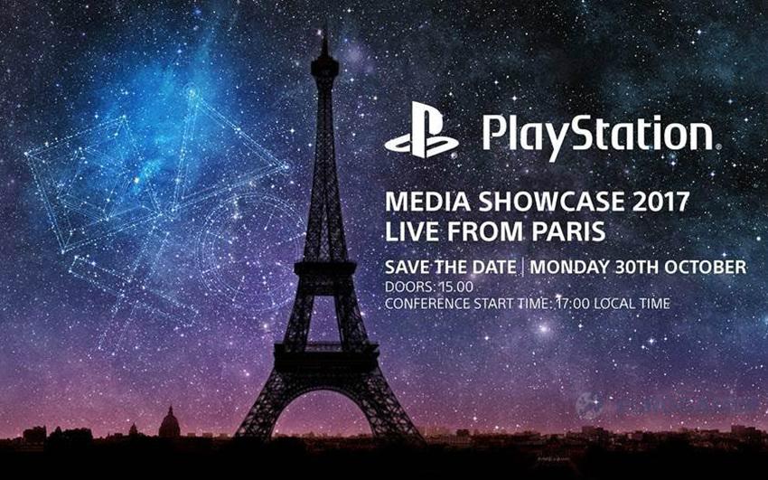 Conferencia de Sony Paris Games Wek 2017