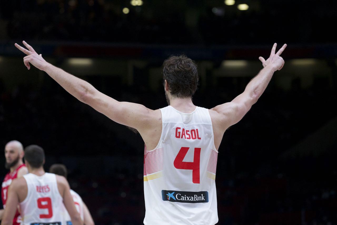 España Baloncesto