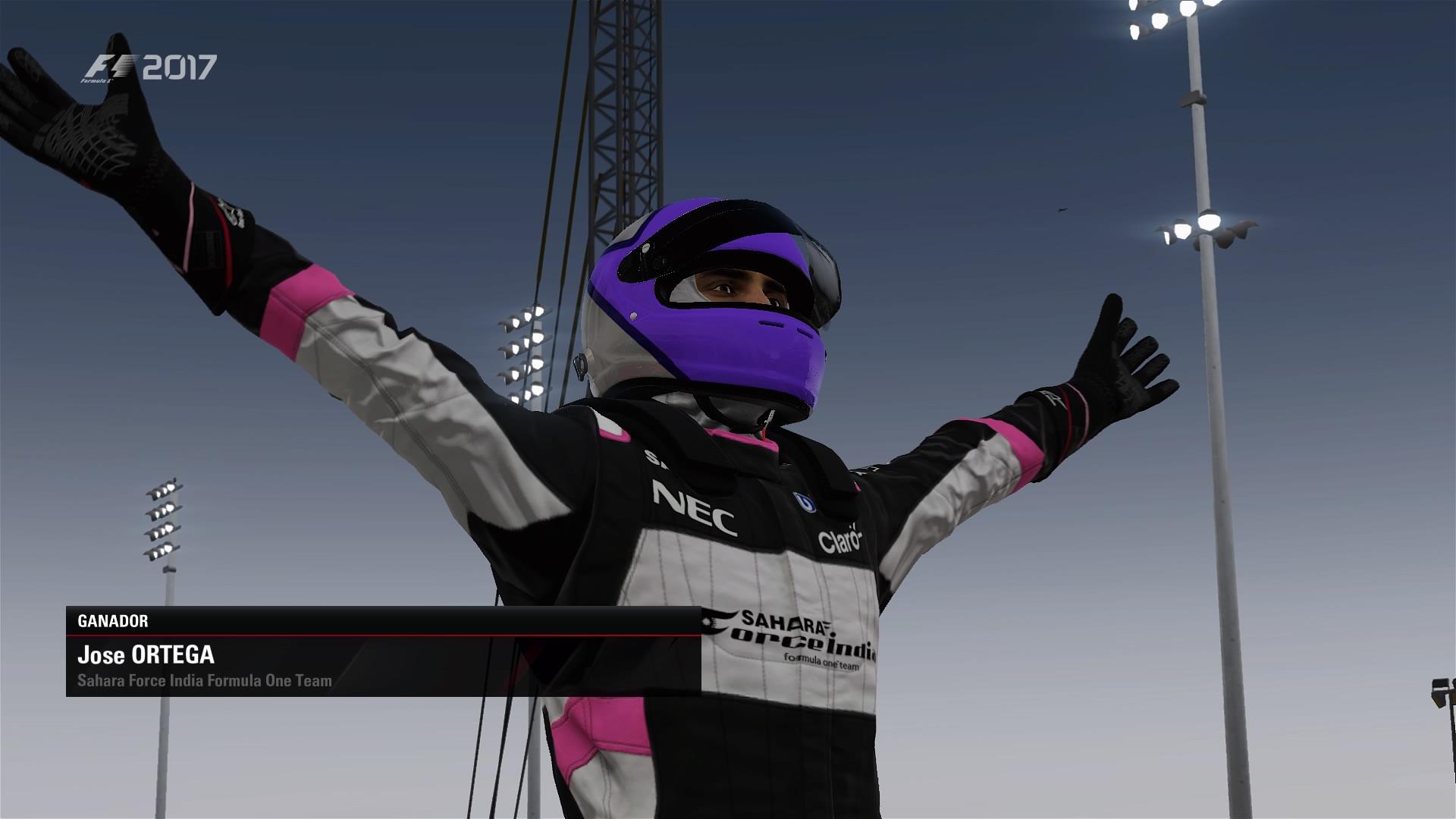 F1 2017 - 8