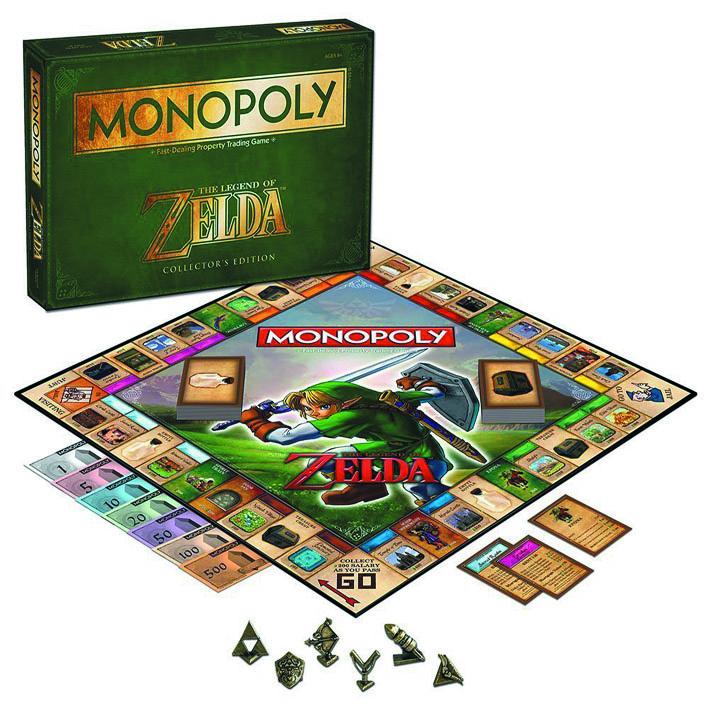 Game Bazar Julio 17 Zelda