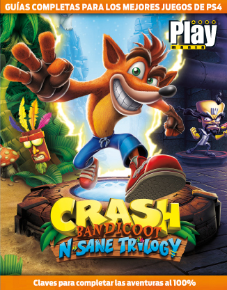 Guía de Crash Bandicoot N.Sane Trilogy en Playmania 226