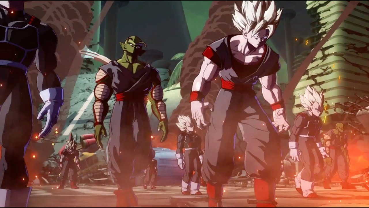 historia dragon ball fighterz