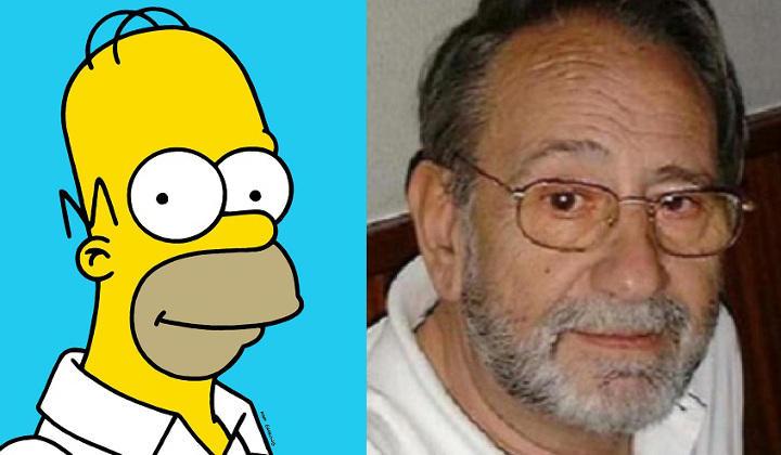 Homer Simpson - Carlos Revilla