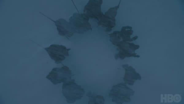 Juego de Tronos - la hermandad sin estandartes