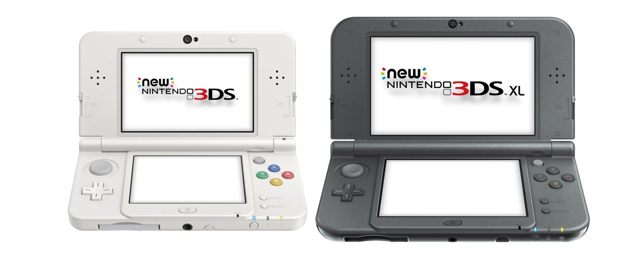 New Nintendo 3DS New Nintendo 3DS XL