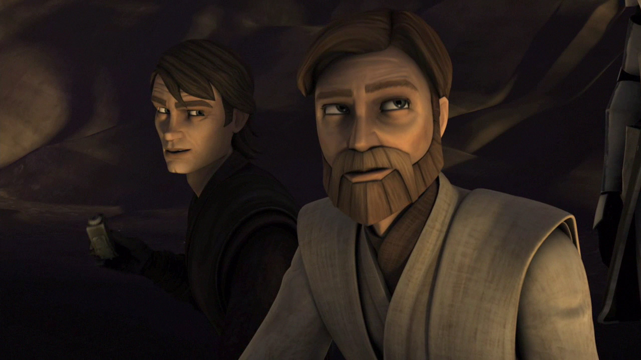 Obi-Wan The Clone Wars