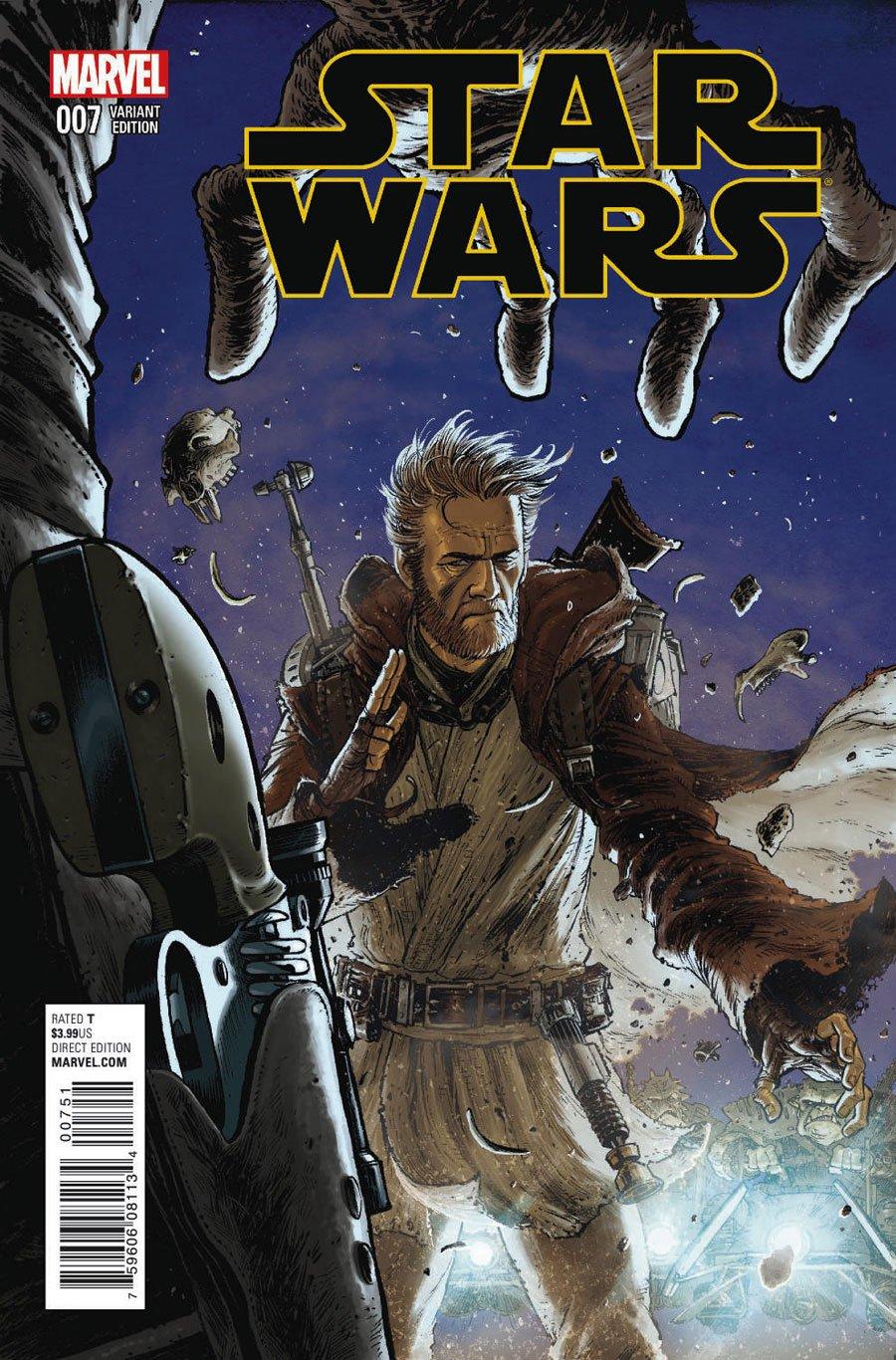 Obi-Wan Comic