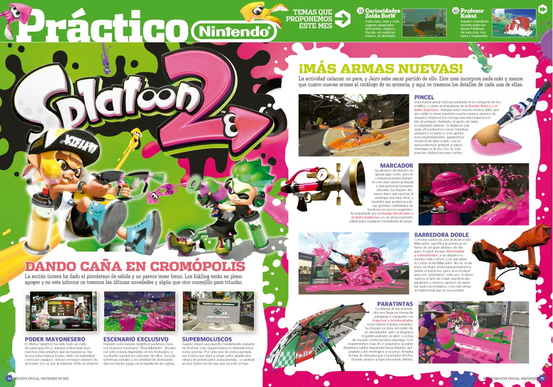 Práctico Splatoon 2