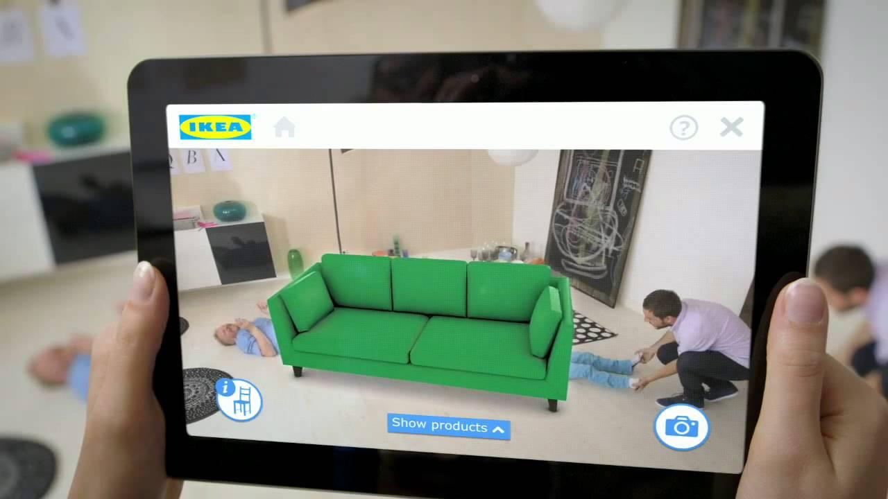 Realidad Aumentada IKEA
