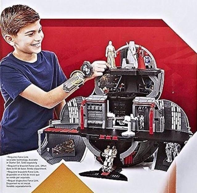 Star Wars: Los últimos Jedi - imágenes filtradas merchandising